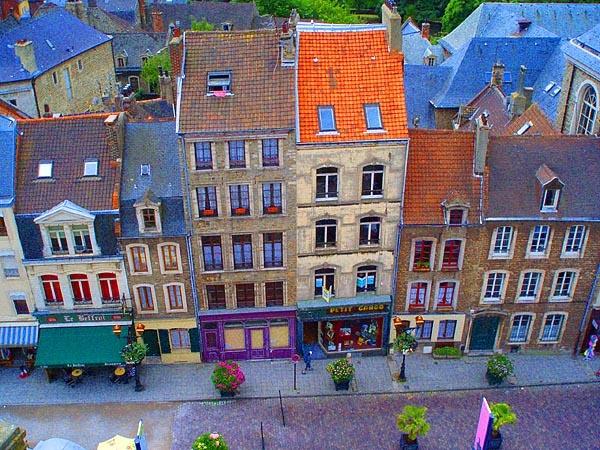 French Buildings by digitalgirl