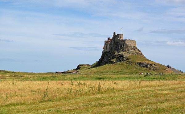 Lindisfarne Castle by TonyDy