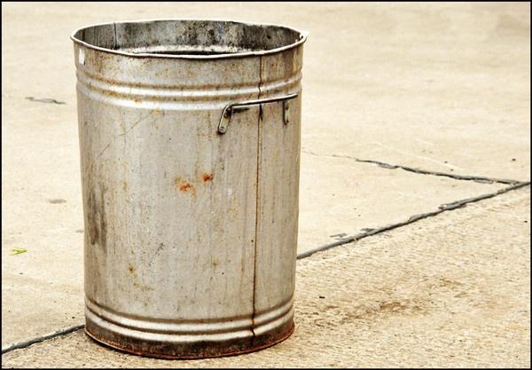 A bin. by BarryC123