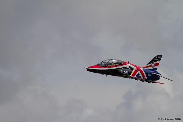 BAe Hawk T1 by paulrosser