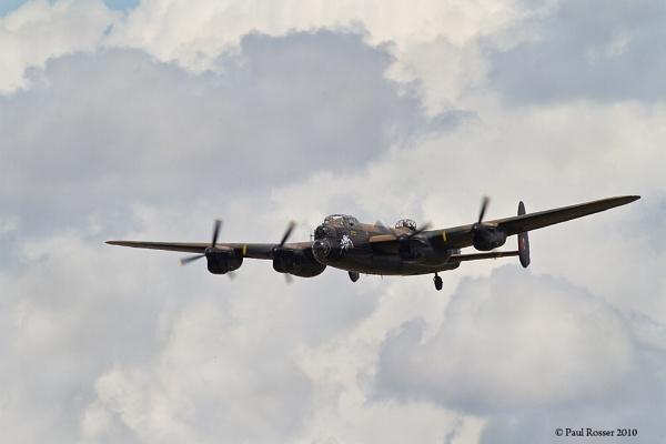Avro Lancaster I by paulrosser