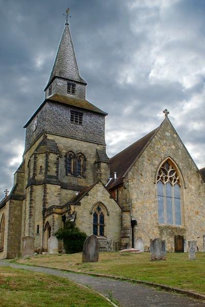 St Nicholas Church by darranl