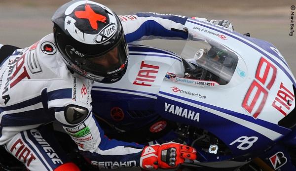 #99 Jorge Lorenzo MotoGp Close-up by 330bmw