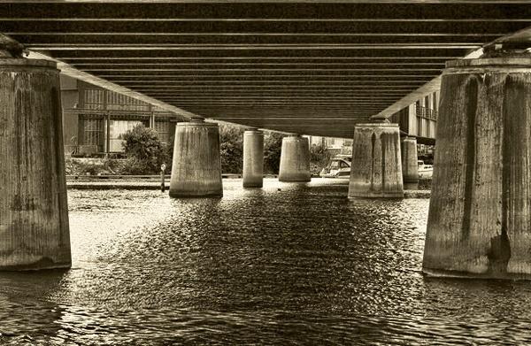 that\'s water under the bridge by saltireblue