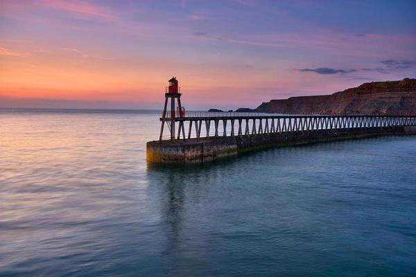 East Pier by IanBurton