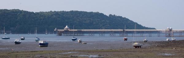 Bangor Pier by Penmoel