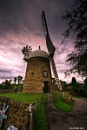 Heage Windmill on a pink sky day! by lesarnott at 31/07/2010 - 11:00 PM
