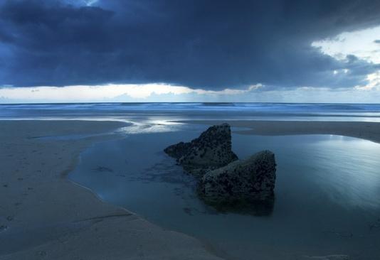 Blue Serenity by Arvorphoto