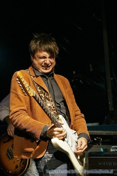 Sjors Nederlof, a great guitarplayer. by tebo