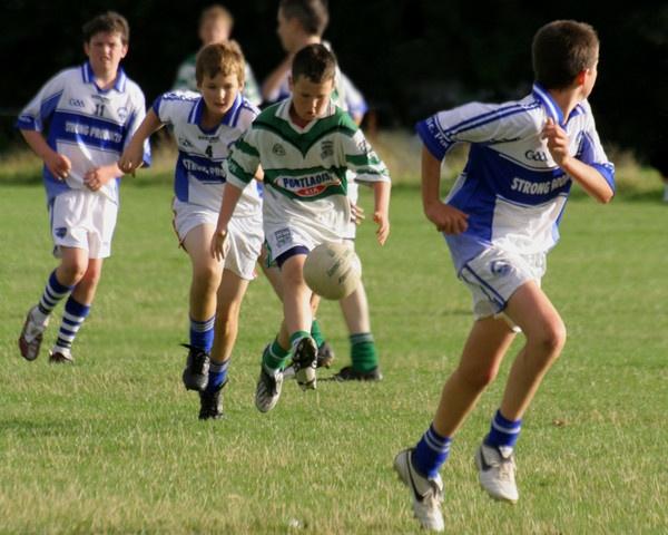 Gaelic  Football. by Beladd