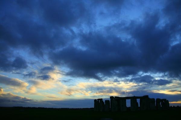 stonehenge by mojave79