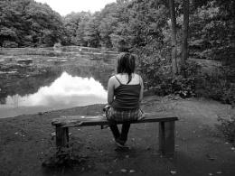 Enjoying the peace