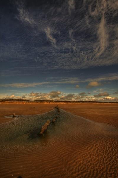 Shipwreck by Drodbar
