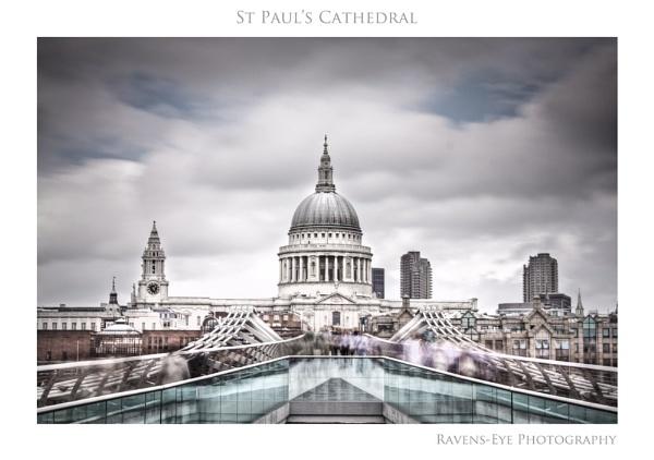 St Pauls by RavensEye