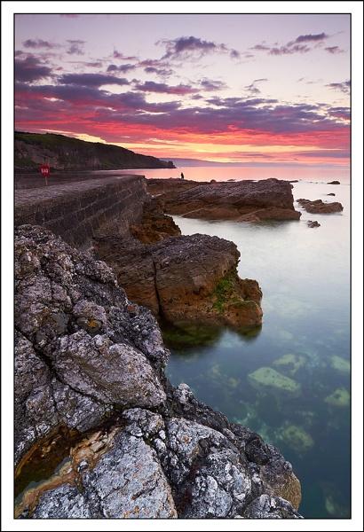 Port Muck Sunset II by srh