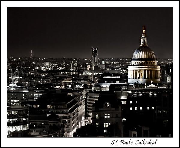 St. Paul\'s by gregl