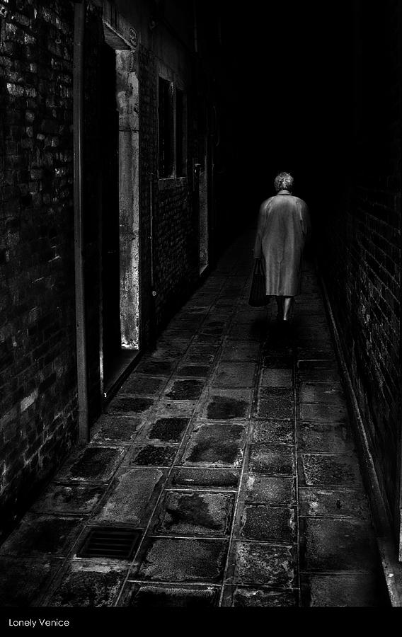Lonely Venice