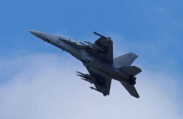 Super Hornet - 3 by mungoray
