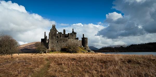 Scottish beauty by hotchef23