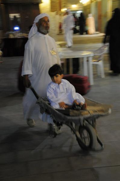 Doha - Souq Waqif by jacekb