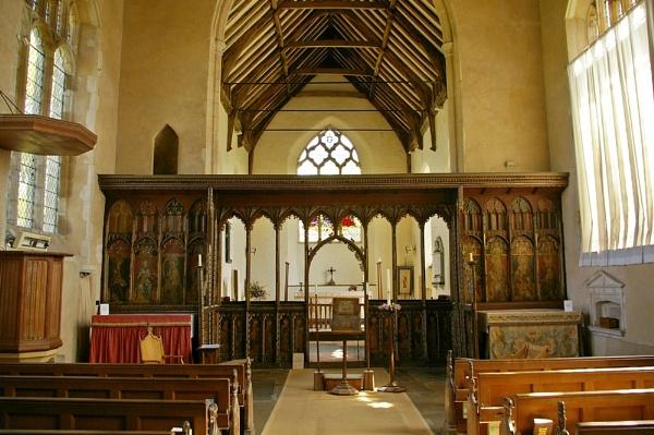 Stalham Church by cedaray