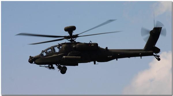 Apache by CraigSev