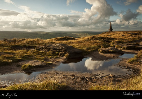 Stoodley Pike by Tandberg