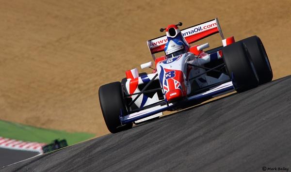#3 Jolyon Palmer Formula Two by 330bmw
