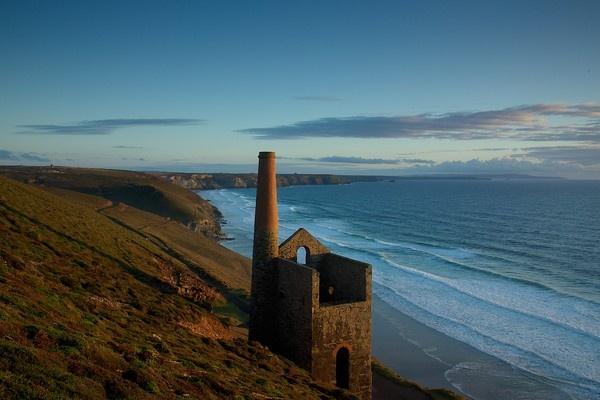Wheal Coates, Cornwall by saltholme