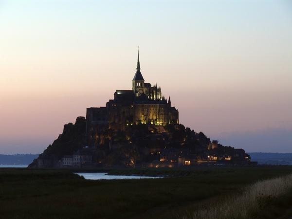Mont St Michel by Rapido57