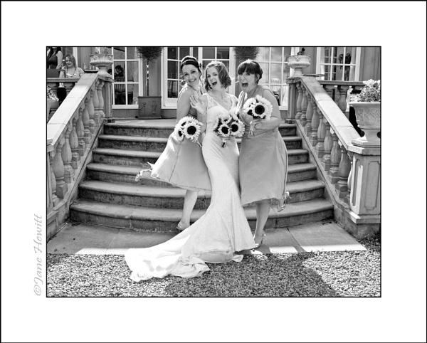 Wedding Day Fun by janehewitt