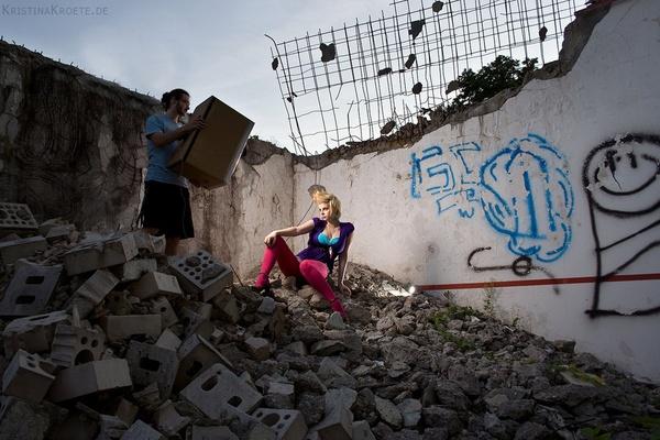 Behind the Scenes by KristinaKroete