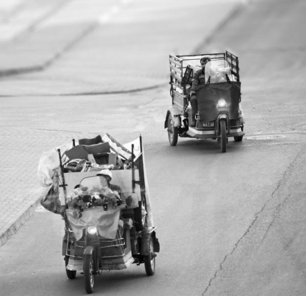 Three wheel motorcycles by schafaque