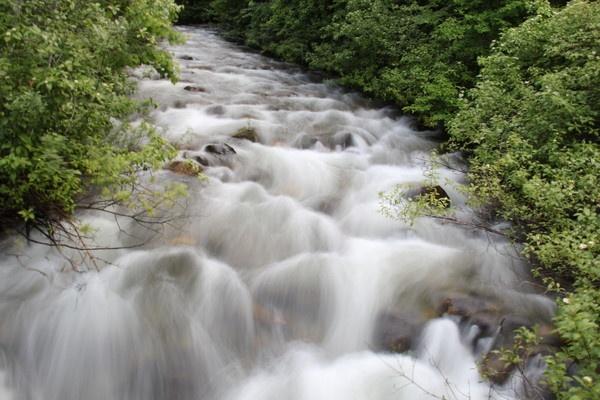 Soft water by shush