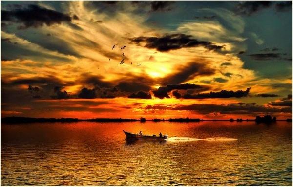 Sunset 1 by rbai2007
