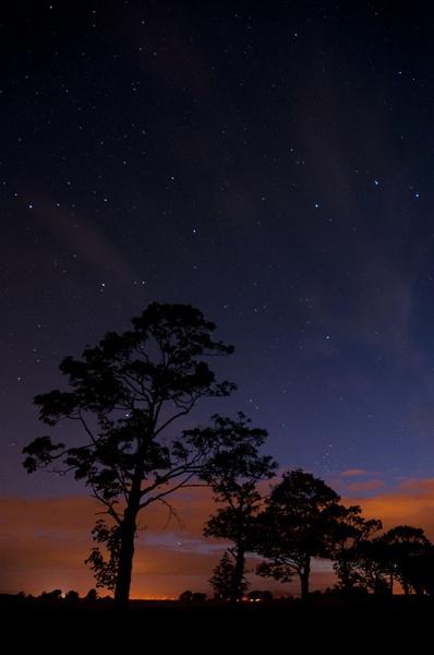 Nightime Glow by ajm