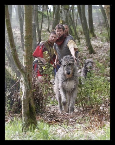 The Haltwhistle Hunt by danbrann