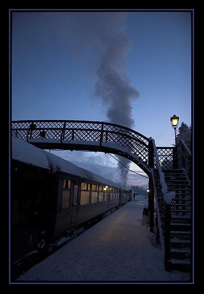 Strathspey Railway 1 by DHouston
