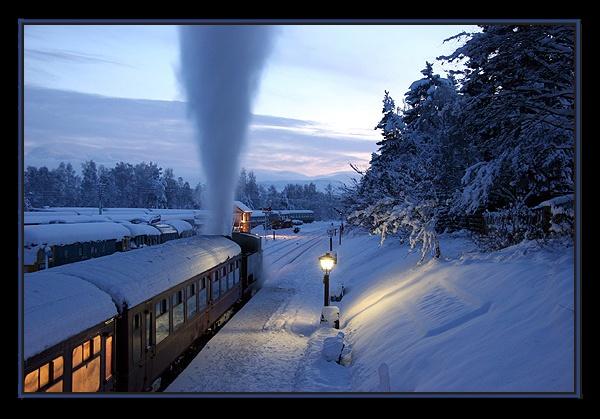 Strathspey Railway 2 by DHouston