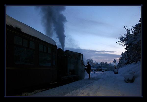Strathspey Railway 3 by DHouston