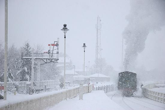 Strathspey Railway 4 by DHouston
