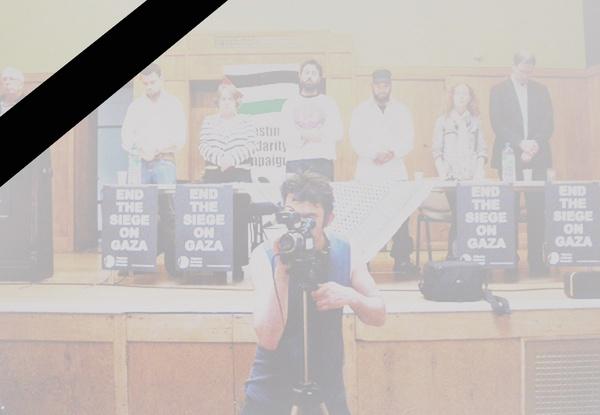 the Chehelom of Mavi Marmara\'s Martyrs by kombizz