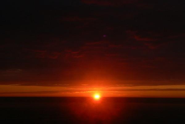 sun set by Chris_s