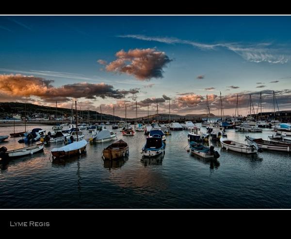 Lyme Regis by DiegoDesigns