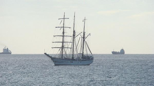 Tall Ships arrive by tenerifejohn