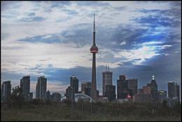Toronto sky line