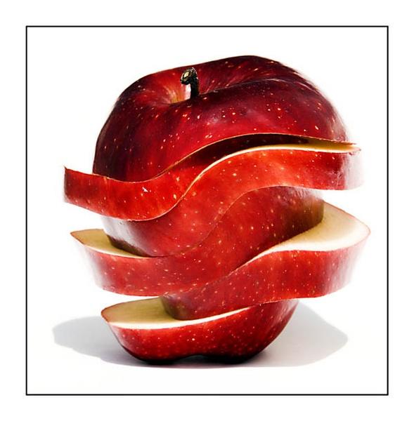 An apple a day by Thanatos