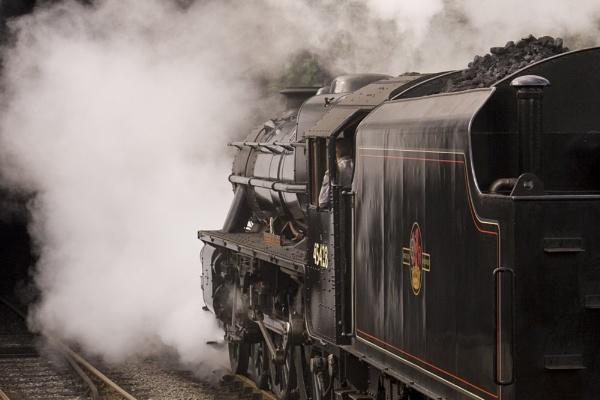 Full Steam Ahead by cabbie