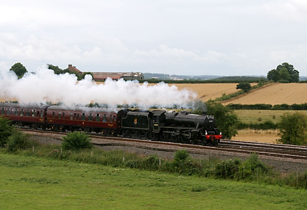 The Scarborough Spa Express by TonyFrith