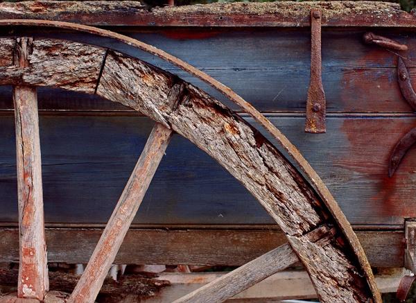 Wagon Wheel by Tonksfest